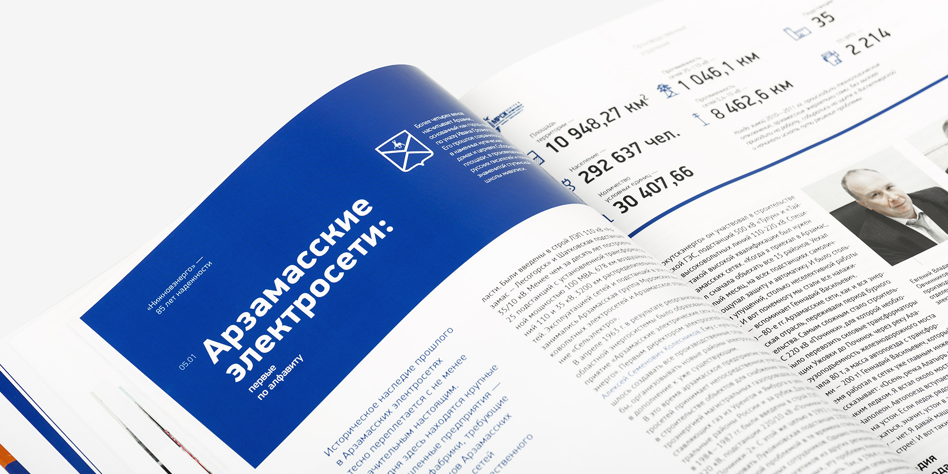 Дизайн корпоративной книги