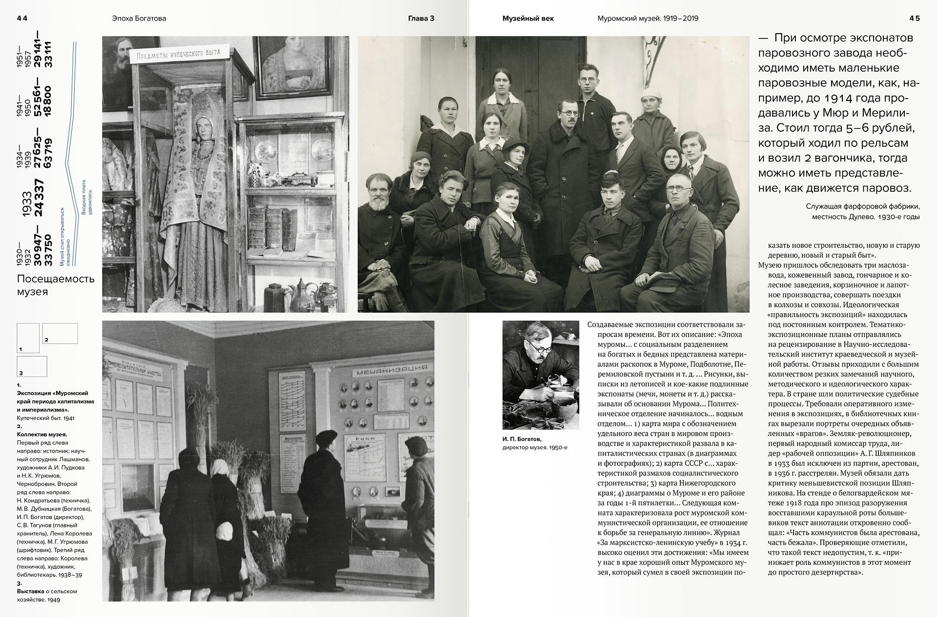 Книга «Муромский музей»