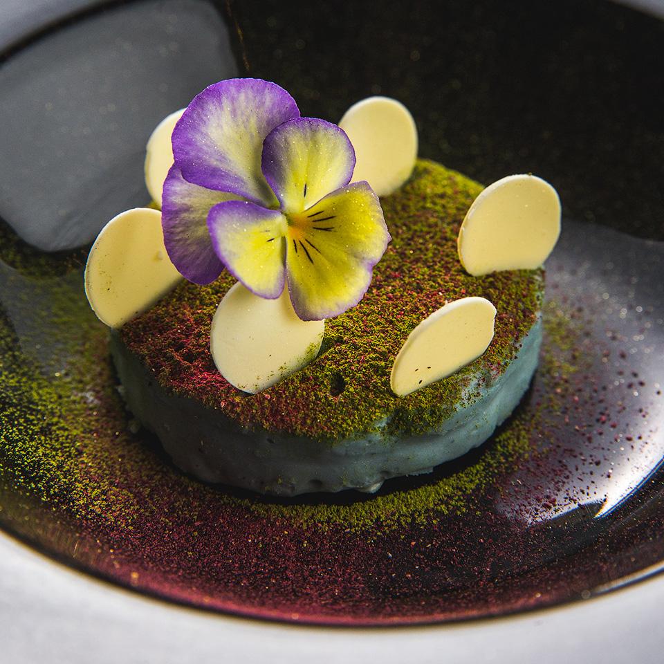 Красивая фотография еды